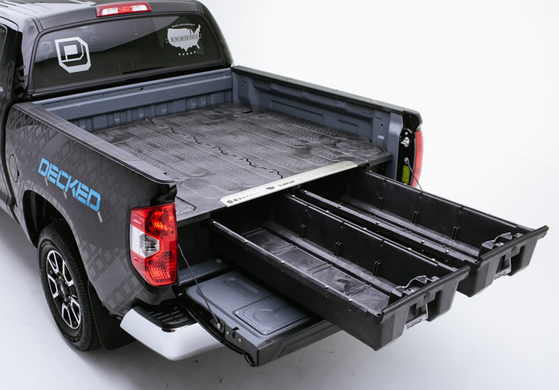 accessories pockets storage shipping hitch truck bed free hero access
